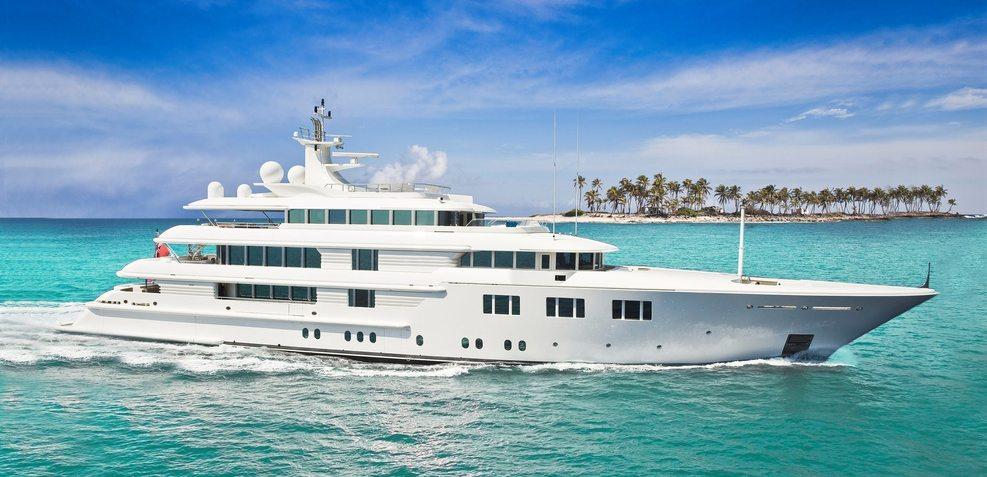 Lady E Charter Yacht