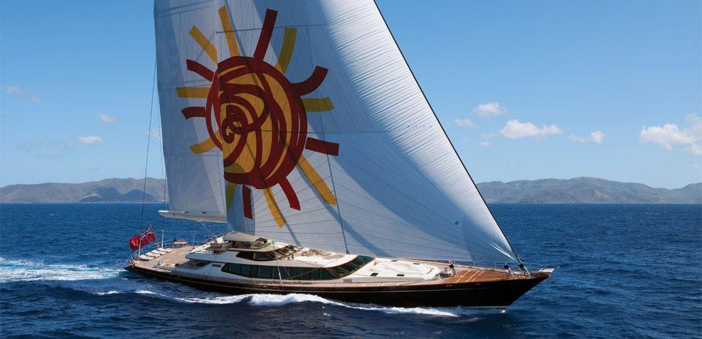 Tiara Charter Yacht