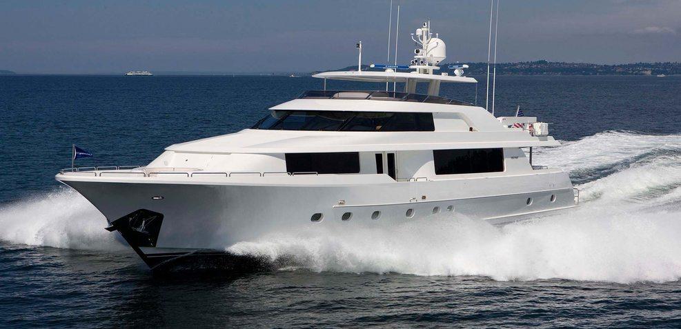 High Maintenance Charter Yacht