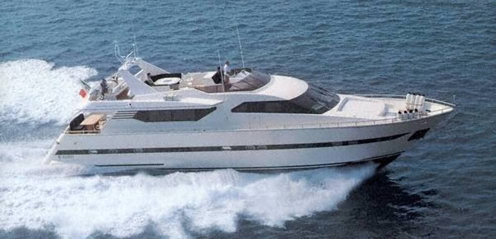 Salamandra Charter Yacht