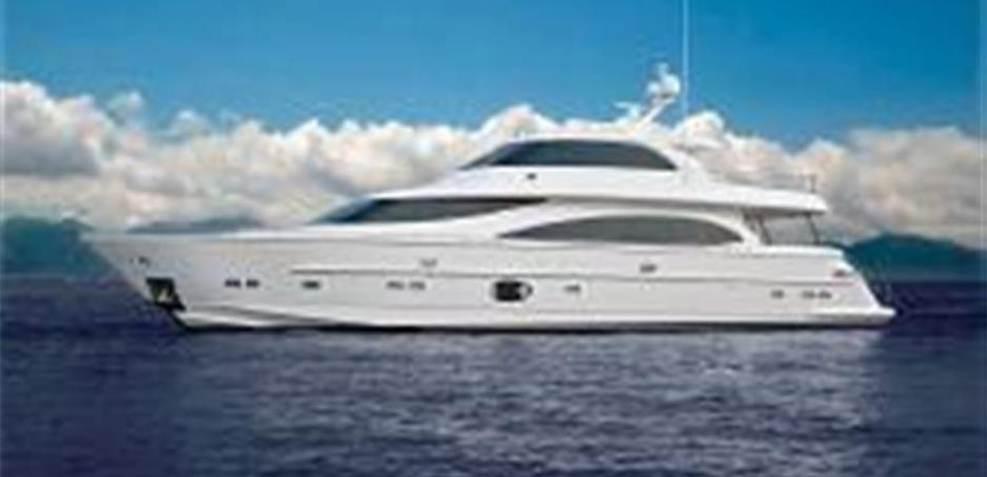 Horizon 88915 Charter Yacht