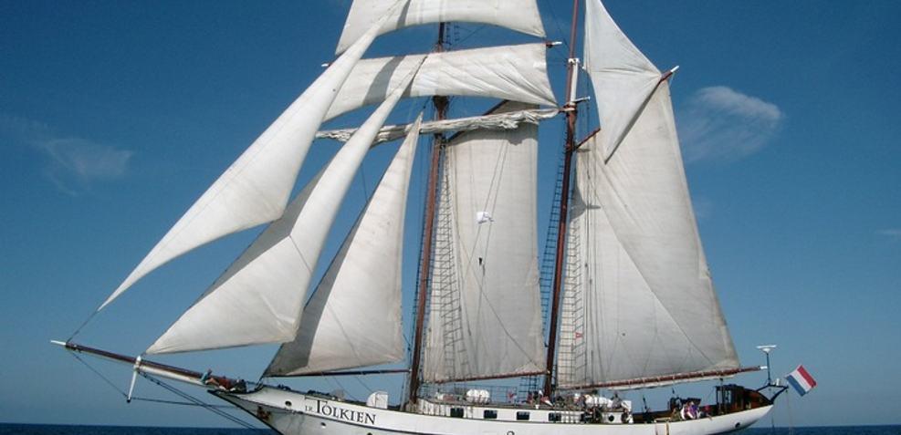 J R Tolkien Charter Yacht