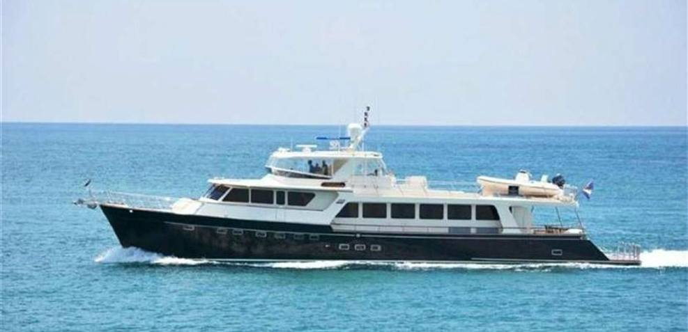 Due Process Charter Yacht