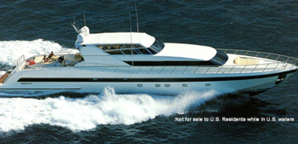 Pepper XIII Charter Yacht
