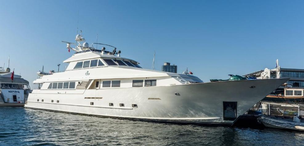 S & U Charter Yacht