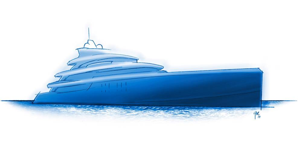 Project Fenestra Charter Yacht