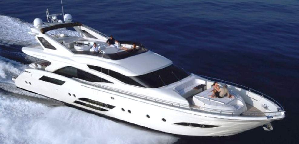 Sascha Charter Yacht