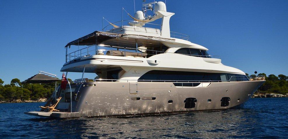 Saudades Charter Yacht