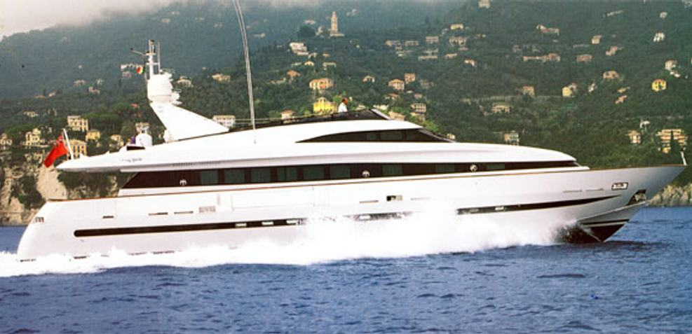 Sily Charter Yacht