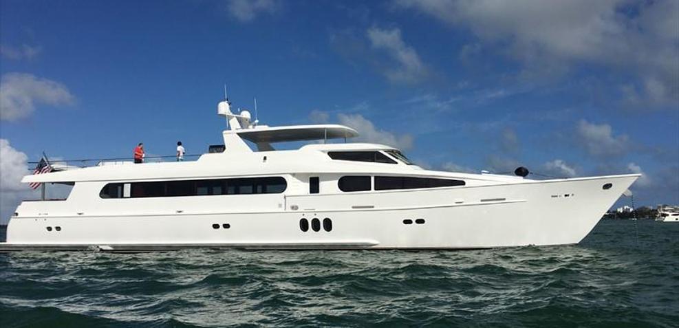 Cecilia Mae Charter Yacht