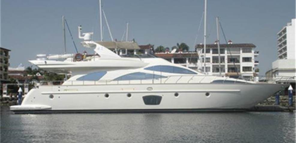 Nelly D Charter Yacht