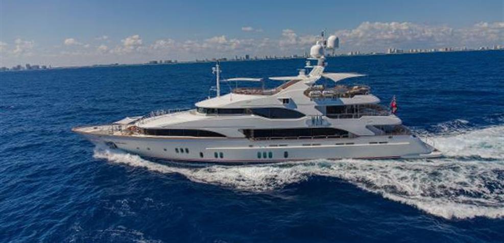 Mag III Charter Yacht