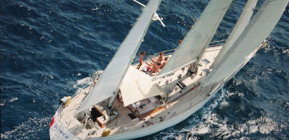 Bernic II Charter Yacht