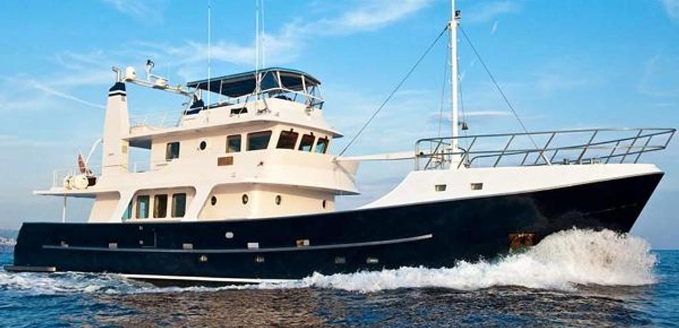 Beleza of London Charter Yacht