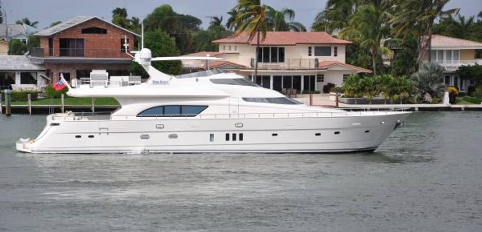 Kena Marie Charter Yacht