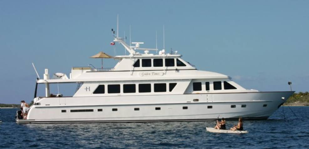 Golden Times Charter Yacht