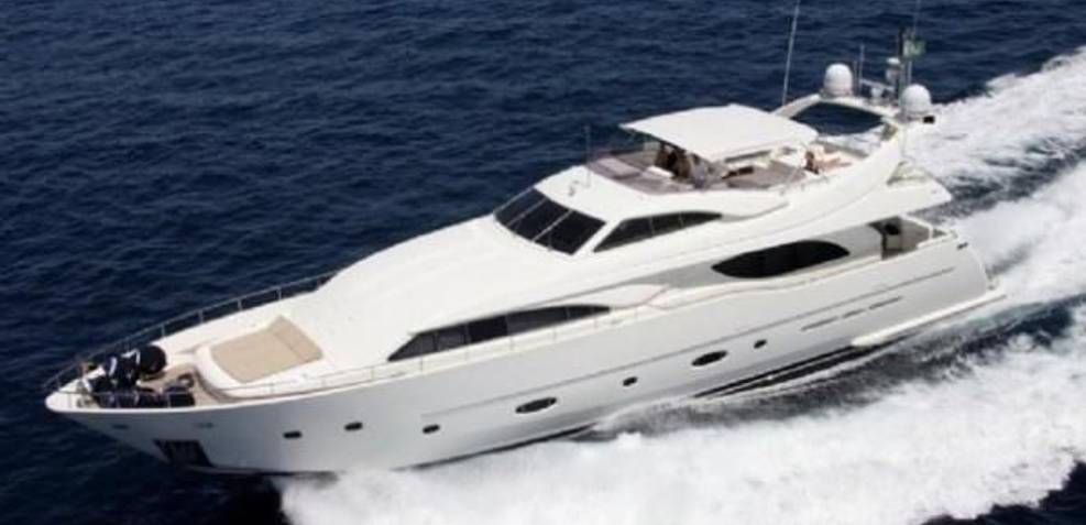 Mariposa Charter Yacht