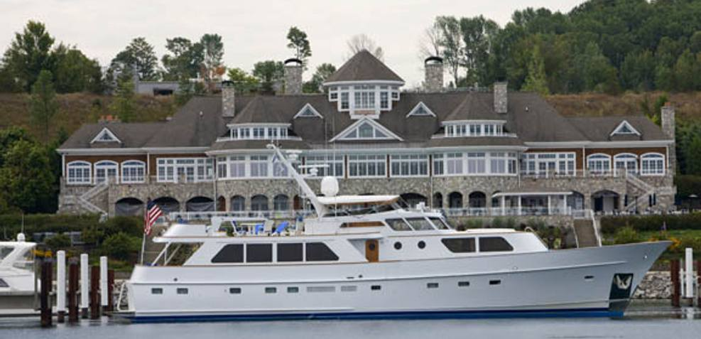 Trilogy Charter Yacht