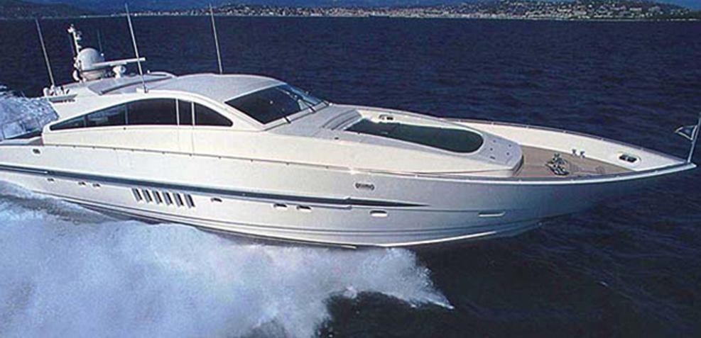 Kiluanje Charter Yacht