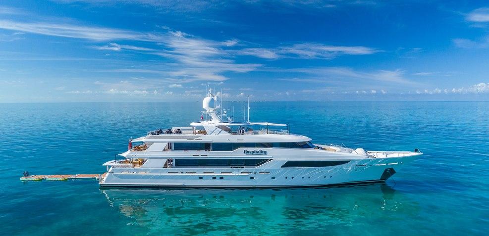 Hospitality Charter Yacht