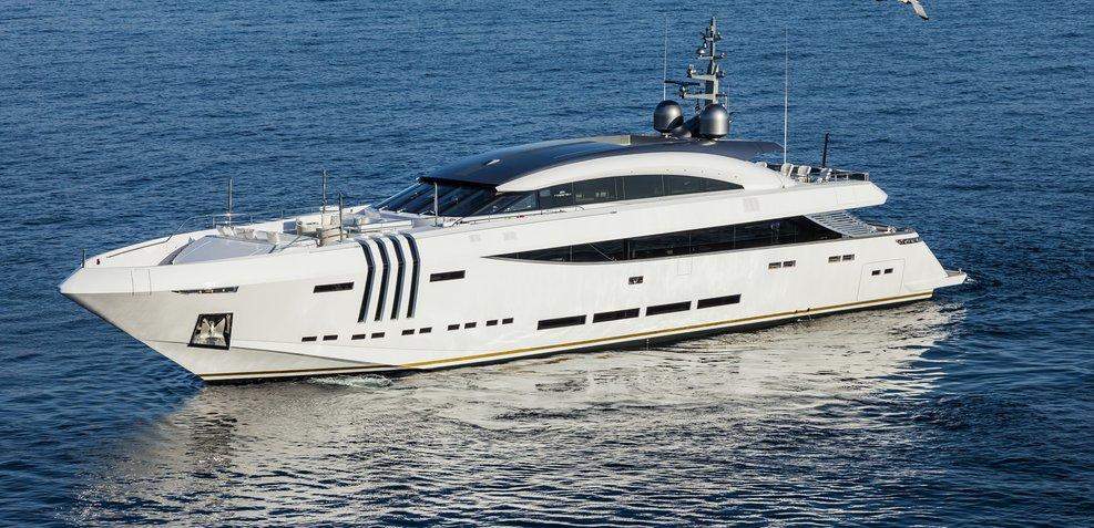 Vellmari Charter Yacht