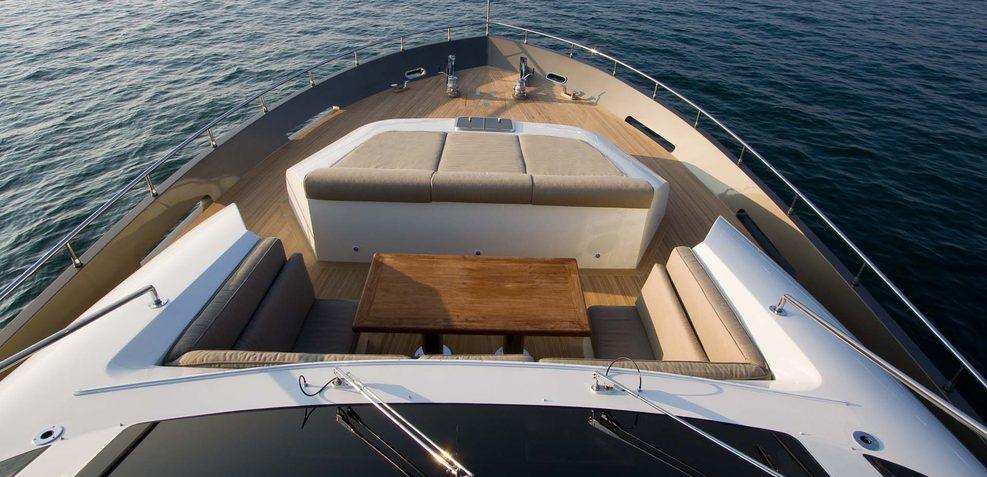 AHT Charter Yacht