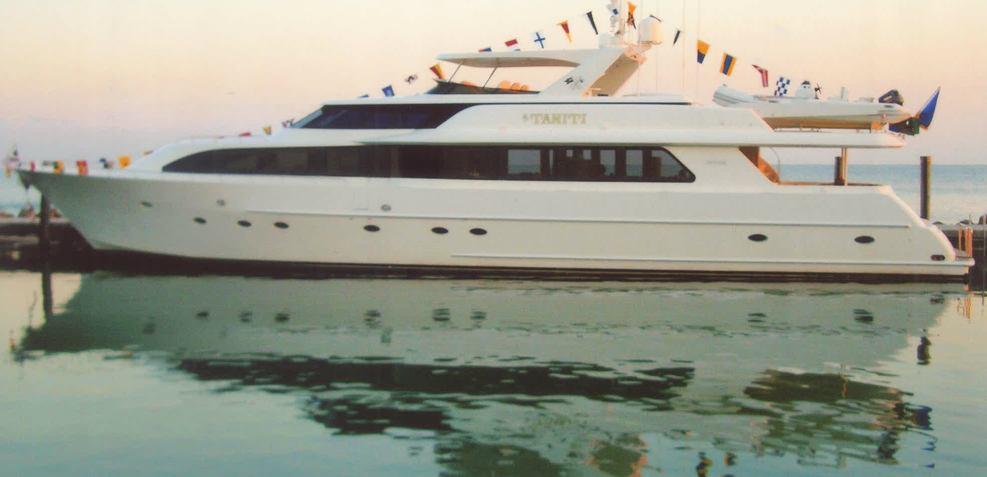 Atlantic Charter Yacht