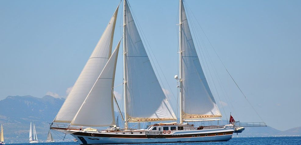 Caner IV Charter Yacht