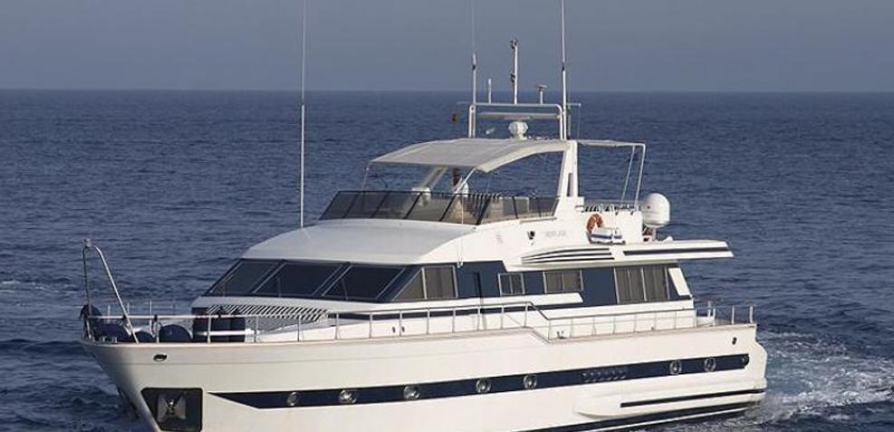 Newflash Charter Yacht