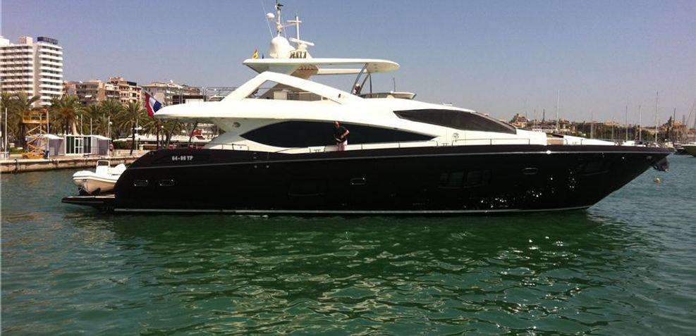 Annabel Charter Yacht