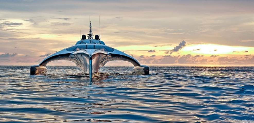 Adastra Charter Yacht