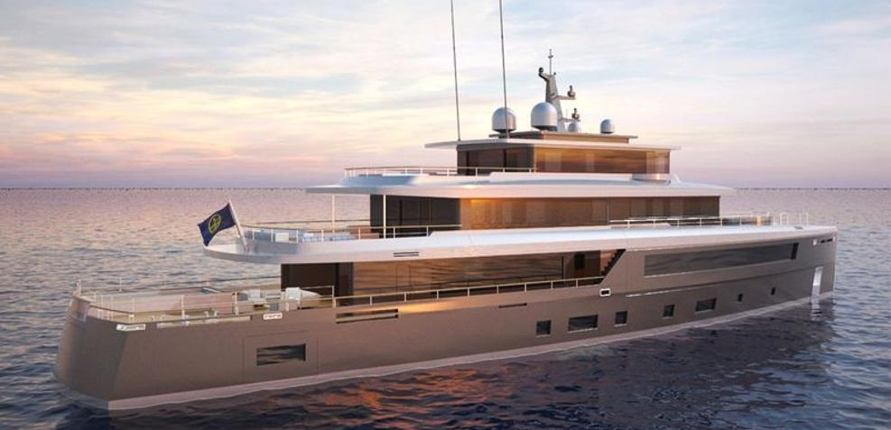 Perini Navi 52m Voyager Charter Yacht
