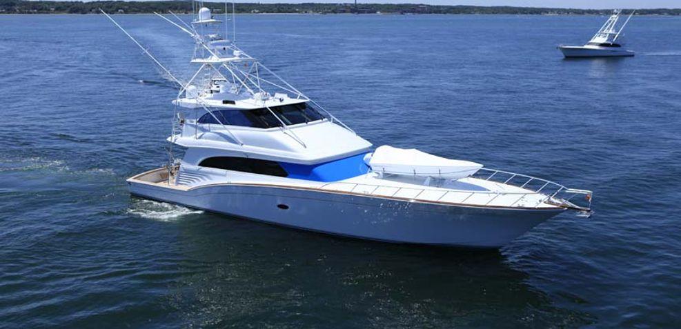 Rumbera Charter Yacht
