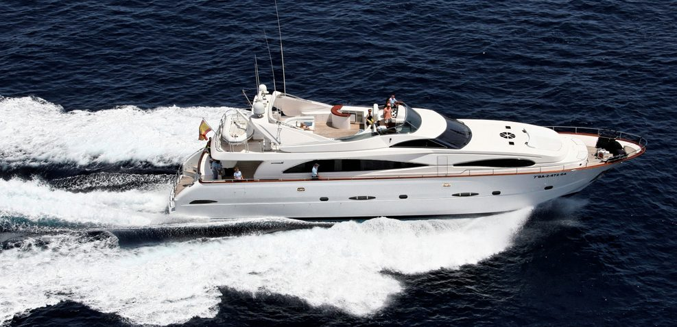 Lady R Charter Yacht