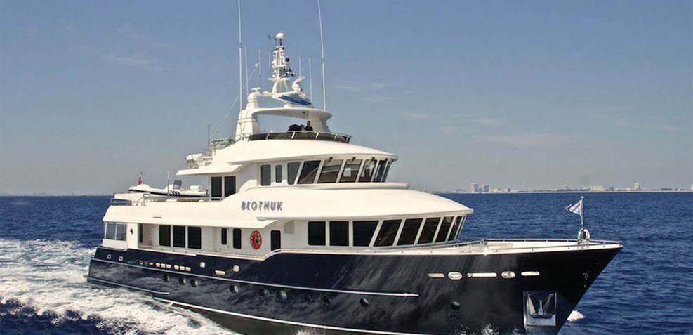 Beothuk Charter Yacht