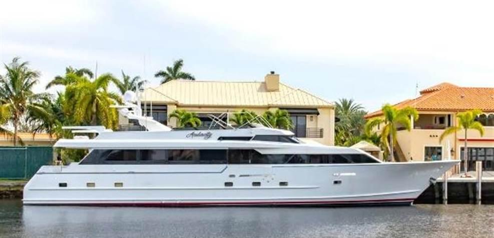 Golden Touch II Charter Yacht