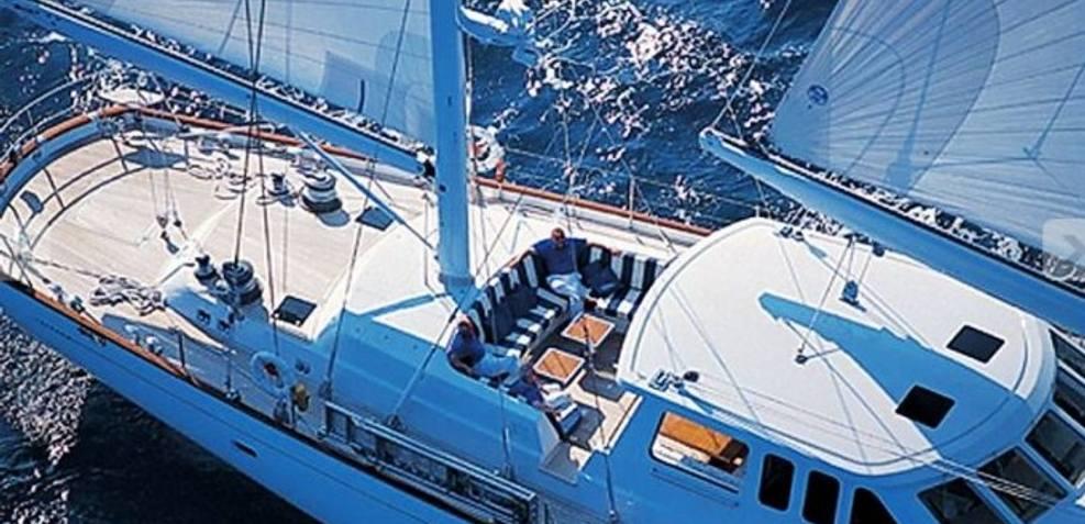 Globana M Charter Yacht