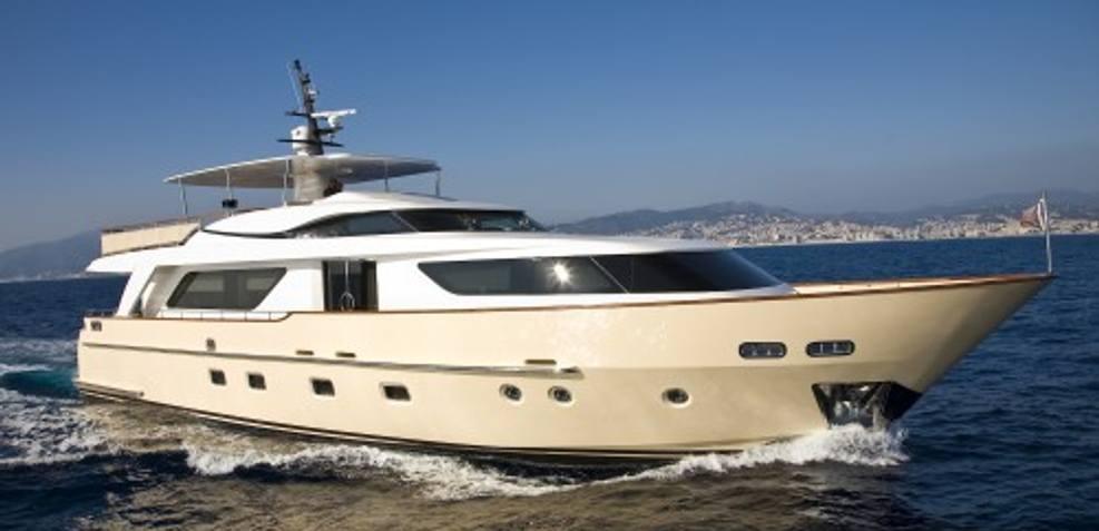 Victoria Charter Yacht