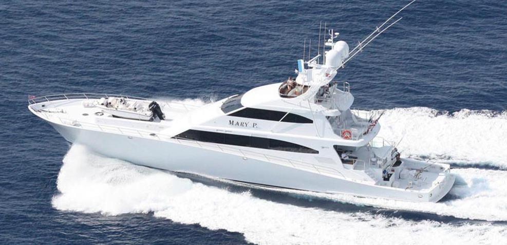 Mary P Charter Yacht