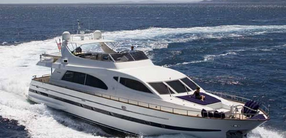 Important Business Charter Yacht
