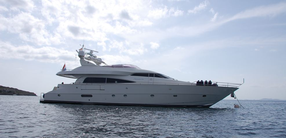 L´Ingrassatore Due Charter Yacht