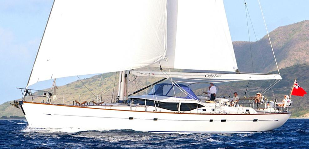 Midnight Charter Yacht