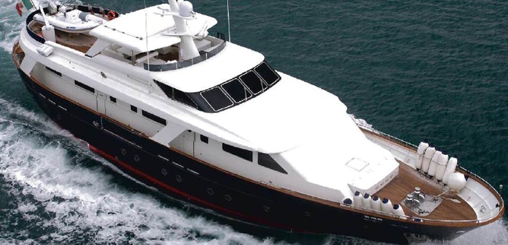 St Raphael Charter Yacht
