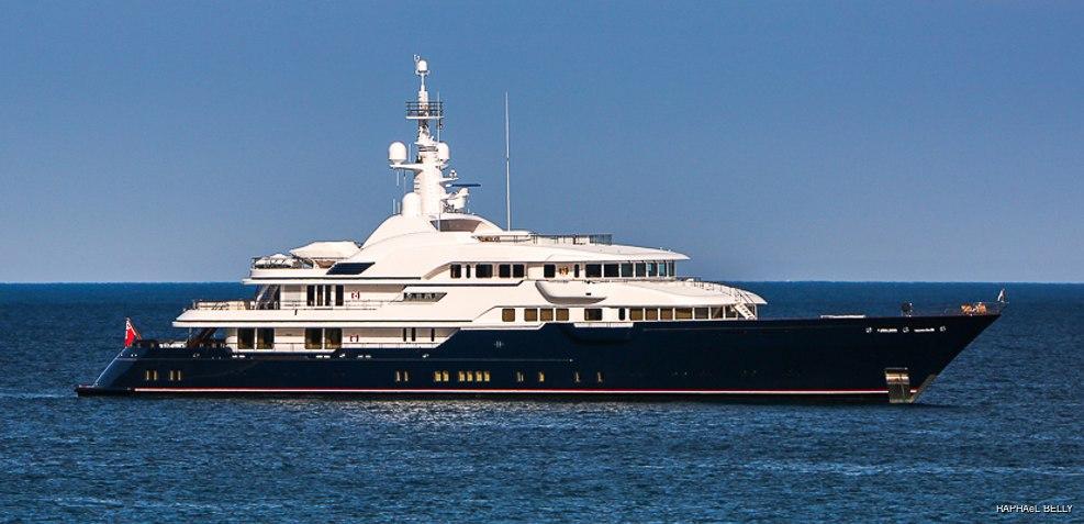 Hampshire II Charter Yacht