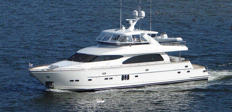 Kaylianna Marie Charter Yacht