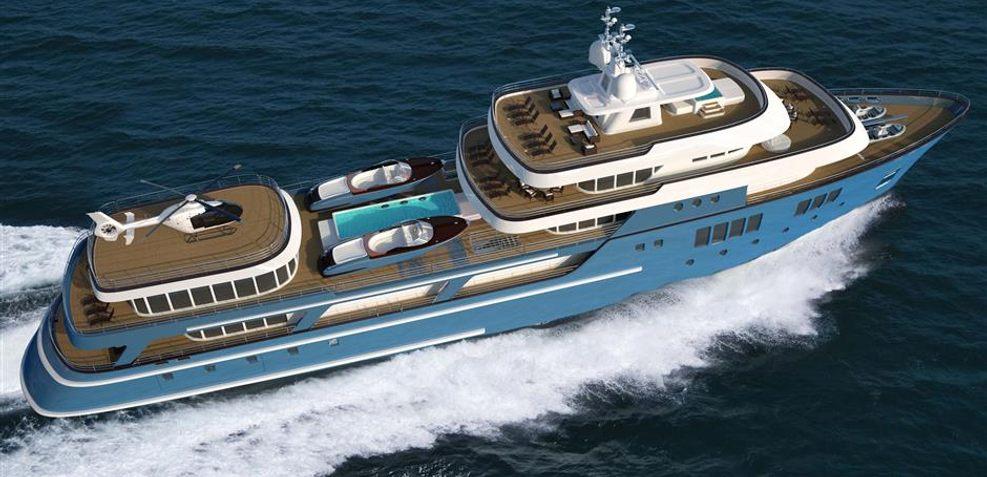 Sea The Stars Charter Yacht