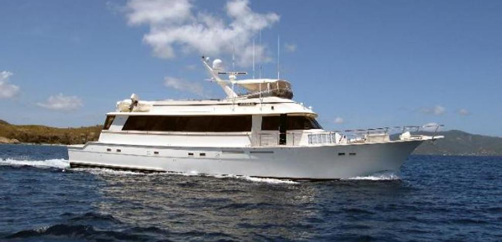 Yudimar Charter Yacht