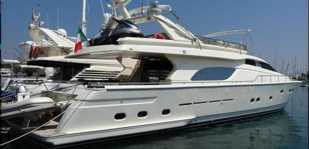 R Many Charter Yacht