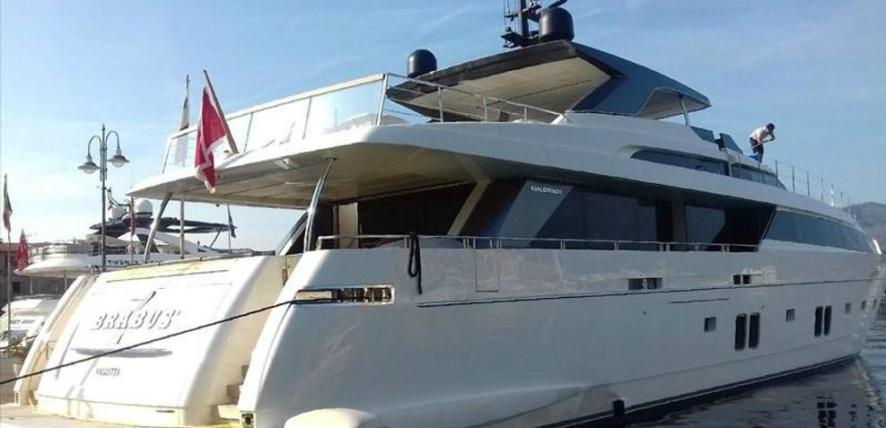Brabus 7 Charter Yacht