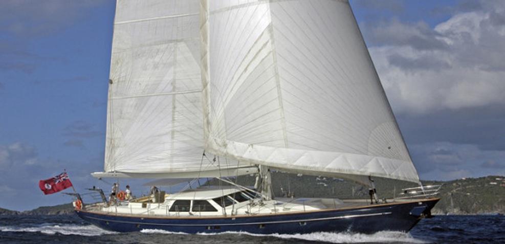 Nakupenda Charter Yacht